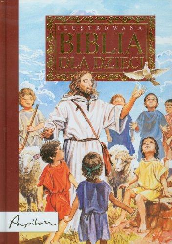 9788324598427: Ilustrowana biblia dla dzieci