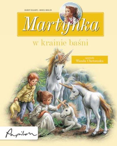 9788324598984: Martynka w krainie basni