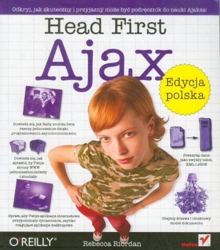 9788324617784: Head First Ajax
