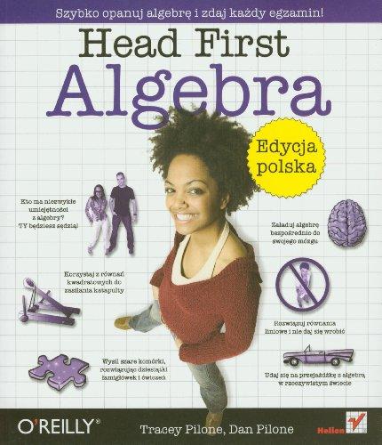 9788324621286: Head First Algebra