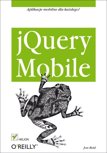 9788324647729: jQuery Mobile