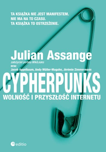 9788324673254: Cypherpunks