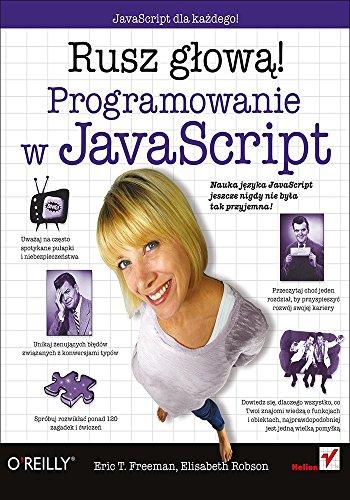 9788324698806: Programowanie w JavaScript. Rusz glowa!