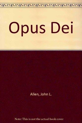 9788324701896: Opus Dei