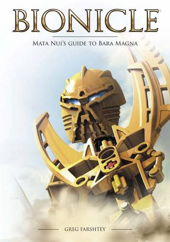 9788325304942: Bionicle: Mata Nui's Guide to Bara Magna