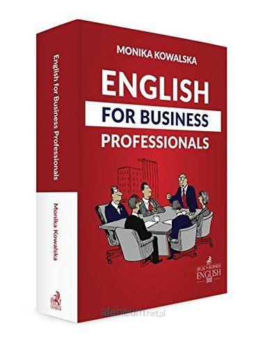 9788325575168: English for Business Professionals