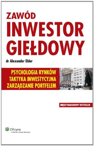 9788326407772: Zawod inwestor gieldowy