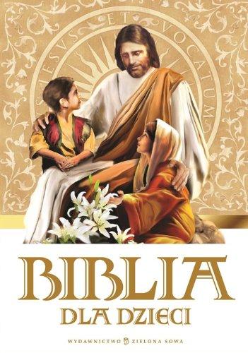 9788326503726: Biblia dla dzieci