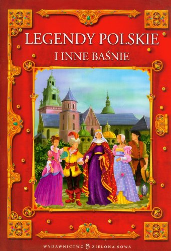 Legendy polskie i inne basnie: Edyta Wygonik
