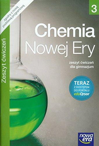 9788326718809: Chemia Nowej Ery 3 Zeszyt cwiczen