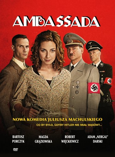 Ambassada [DVD] (English subtitles): Juliusz Machulski