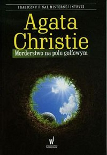 9788327153975: Morderstwo na polu golfowym (pocket) - Agata Christie [KSIÄ ĹťKA]