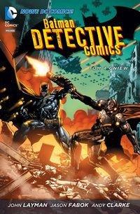 9788328110212: Batman Detective Comics, Gniew Tom 4