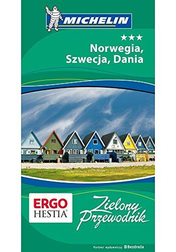 9788328300781: Norwegia, Szwecja, Dania. Zielony przewodnik