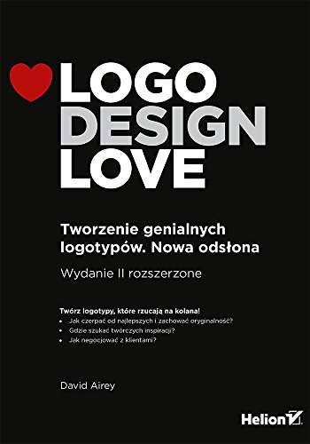 9788328303737: Logo Design Love