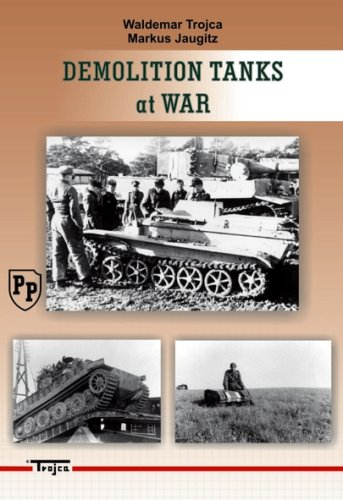 9788360041253: Demolition Tanks at War