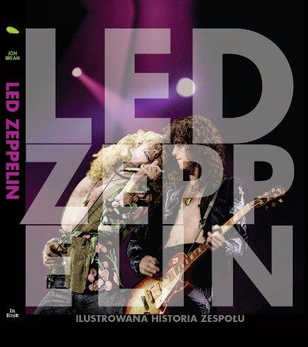 9788360157435: Led Zeppelin: Ilustrowana historia zespolu