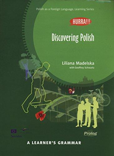 9788360229125: Hurra!!! Discovering Polish: A Learner's Grammar (English and Polish Edition)