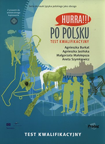 9788360229149: Hurra!!! Po Polsku: Placement Test