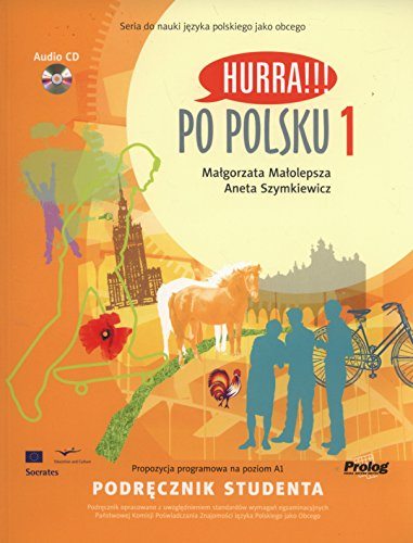 9788360229248: Hurra!!! Po Polsku: Student's Textbook, Vol. 1 (Book & CD)