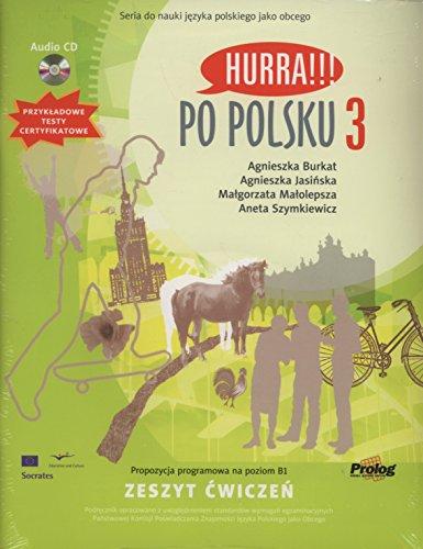 9788360229293: Hurra!!! Po Polsku Hurra!!! Po Polsku: Student's Workbook Student's Workbook: Volume 3 Volume 3