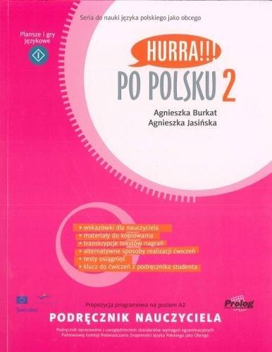 9788360229347: Hurra!!! Po Polsku 2008: Teacher's Handbook Volume 2