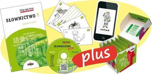 9788360229712: Testuj Swoj Polski - Slownictwo 1 Plus