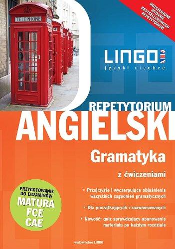 9788360287460: Angielski. Gramatyka z cwiczeniami. Repetytorium