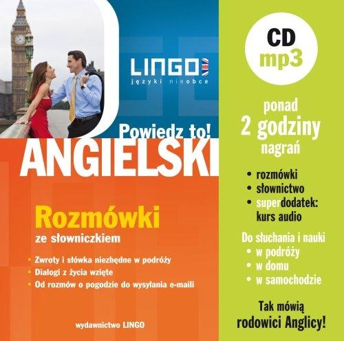 9788360287545: Angielski Rozmowki + konwersacje CD mp3