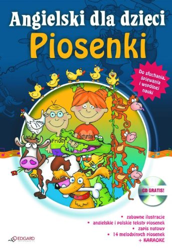 9788360415542: Angielski dla dzieci - piosenki