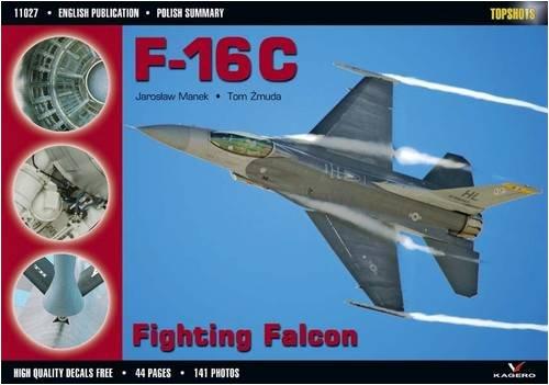 F-16C Fighting Falcon: Jaroslaw Manek, Tom