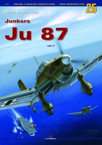 9788360445082: Junkers Ju 87: v. 1 (Monographs)