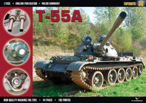 9788360445204: T-55A (Topshots)
