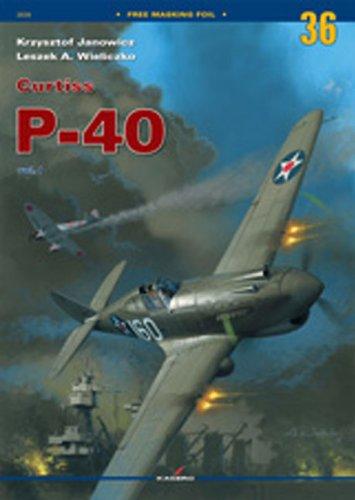 9788360445358: Curtiss P-40: Volume 1 (Monographs)