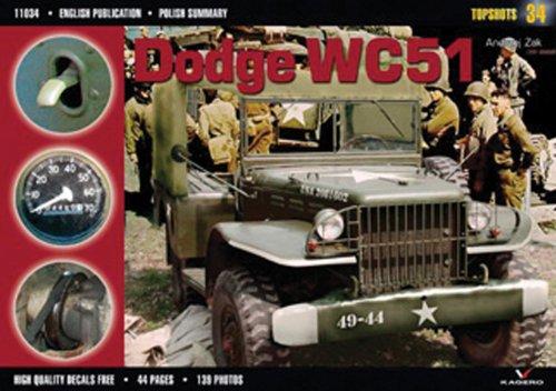 9788360445464: Dodge WC51 (TopShots)