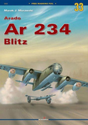 9788360445662: Arado Ar 234 Blitz (Monographs)