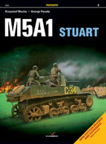 9788360445815: M5 A1 Stuart (Photosniper)