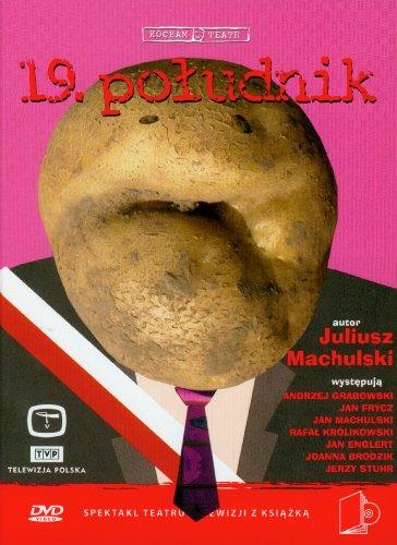 Kocham teatr 19 poludnik t.5: Machulski, Juliusz