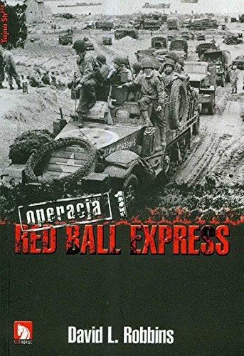 9788360504192: Operacja Red Ball Express