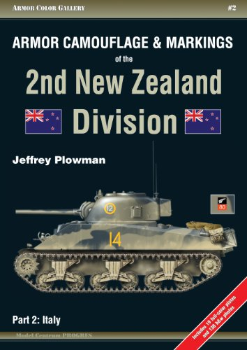 9788360672020: Armor Camouflage & Markings of the 2nd New Zealand Division, Part 2: Italy - Armor Color Gallery 2
