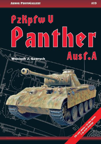 9788360672051: SdKfz 171 Panther Ausf. A (Armor PhotoGallery)