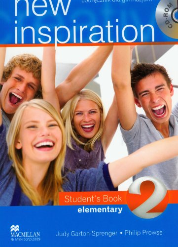 9788360806968: New Inspiration 2 Student's book with CD