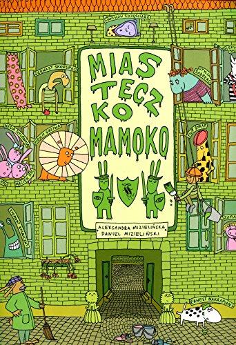 9788360850466: Miasteczko Mamoko