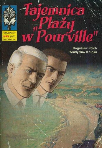 9788360915745: Tajemnica 'Plazy w Pourville'
