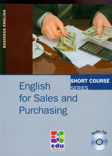 9788361059011: English for Sales and Purchasing