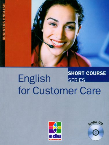 9788361059042: English for Customer Care with CD