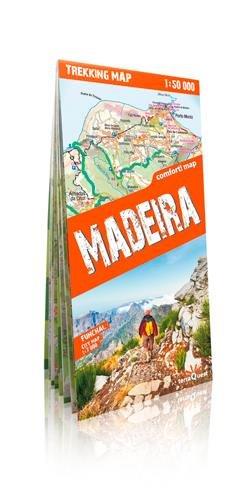 9788361155362: Madeira, mapa excursionista. Escala 1:50.000. Terraquest. (Trekking map)