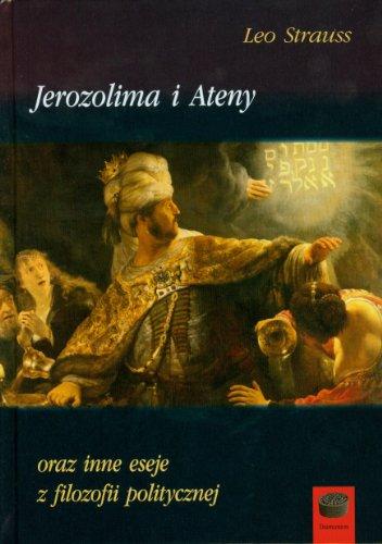 Jerozolima i Ateny oraz inne eseje z: Strauss Leo