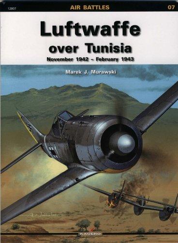 9788361220046: Luftwaffe Over Tunisia November 1942-February 1943