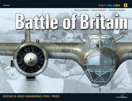 9788361220190: Battle of Britain: Pt. 1 (Topcolors KG15008)
